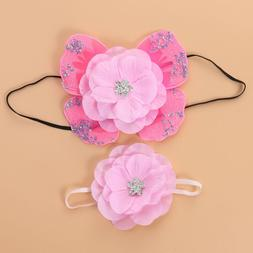 1 set Baby Photography Props Sequin Cute Headband for Gender