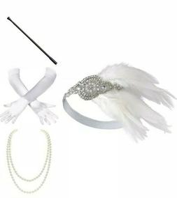 BABEYOND 1920s Flapper Accessories Gatsby Costume Accessorie
