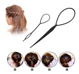 2/14 pcs Hair Styling Accessories Kit Set for DIY