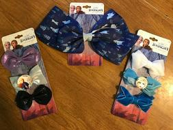 3 Pack Disney Frozen Hair Accessories