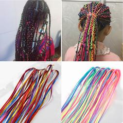 90CM <font><b>Hair</b></font> Styling Tool Silk Cord <font><