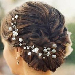 A&c Wedding Hair Accessories for Women, Bridal Hair Pins and