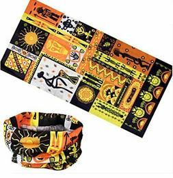 african culture cycling headband thick absorbent head