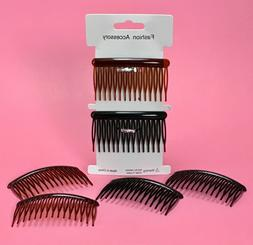 Beautiful Women's HAIR COMBS 6PC SET Fashion Accessories 3 B