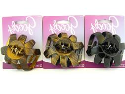 GOODY CLASSICS LARGE OCTAGON CLAW HAIR CLIPS - 1 PC.