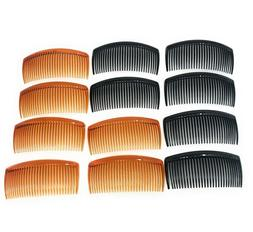 Combs Plastic Hair Clips Side The Color Pick up .