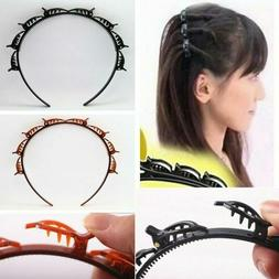 Double Bangs Hairstyle Hairpin Hair Accessories 1 Pc