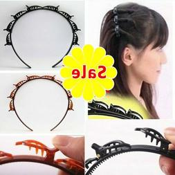 Double Bangs Hairstyle Hairpin Hair Accessories