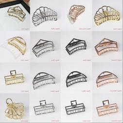 Fashion Hair Accessories Metal Modern Stylish Hair Claw Clip