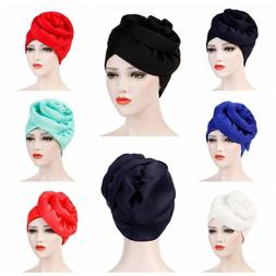 Hair Accessories   Elastic Head Wrap Turban Muslim Cap Chemo