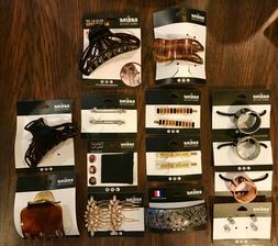 Karina Hair Accessories Ponytail Pins Combs Clips Claws Barr