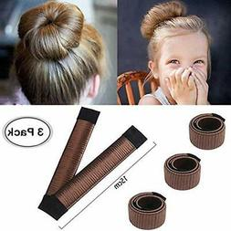 Hair Bun & Crown Shapers Maker, Size 5.9 Inch Magic Donut St