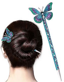 LiveZone Fashion Hair Decor Chinese Traditional Style Women