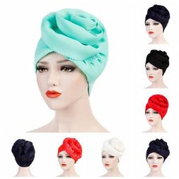 Hijab Hair Accessories   Muslim Cap Elastic Head Wrap Turban