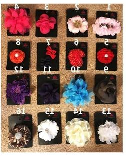 Paparazzi Jewelry and Accessories Hair Clips Shoe Clips Purs