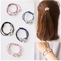 Casualfashion 10Pcs/Lot Korean Hair Accessories Multi Layer