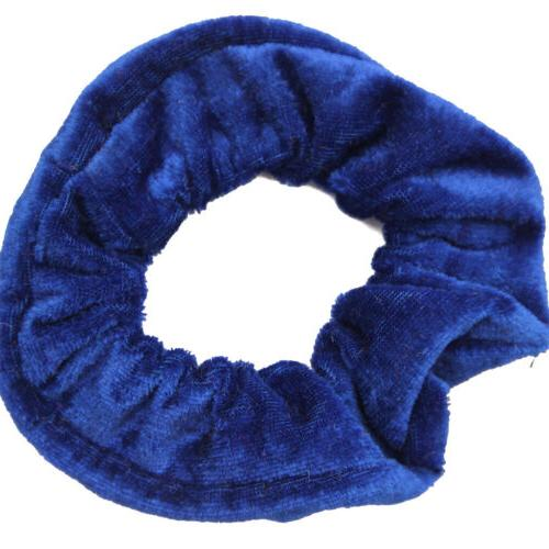 50Packs Velvet Scrunchy