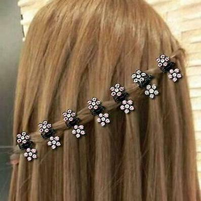 12Pcs Hair Clips Hairpins Accessories For