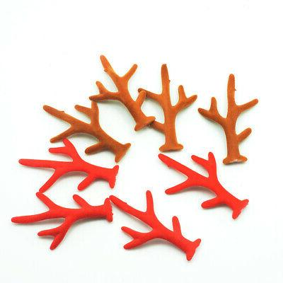 16pcs Reindeer Jewelry Making Accessory