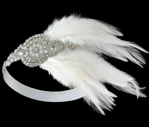 BABEYOND Gatsby Costume Accessories 15