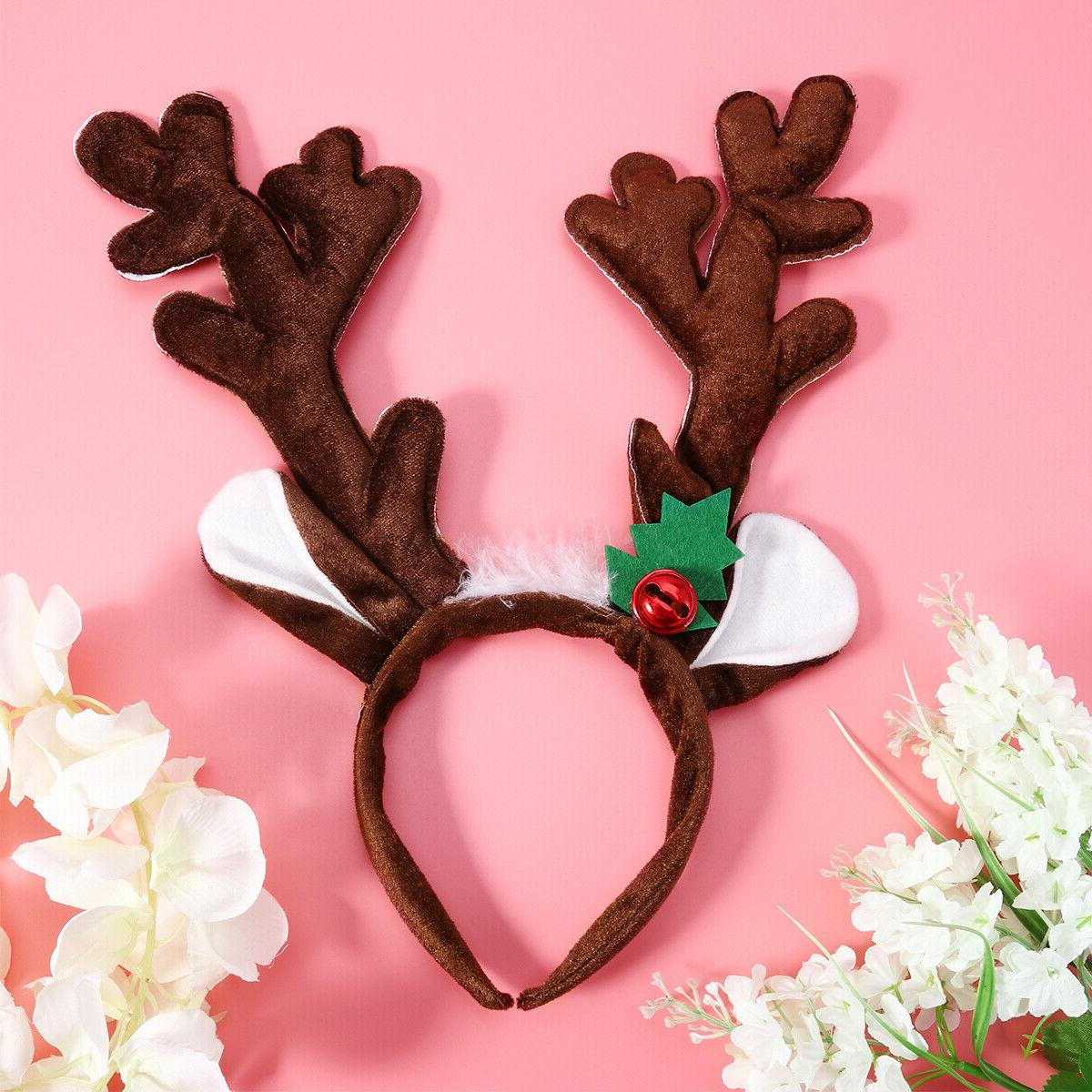1pc antlers headdress beautiful hair hoop