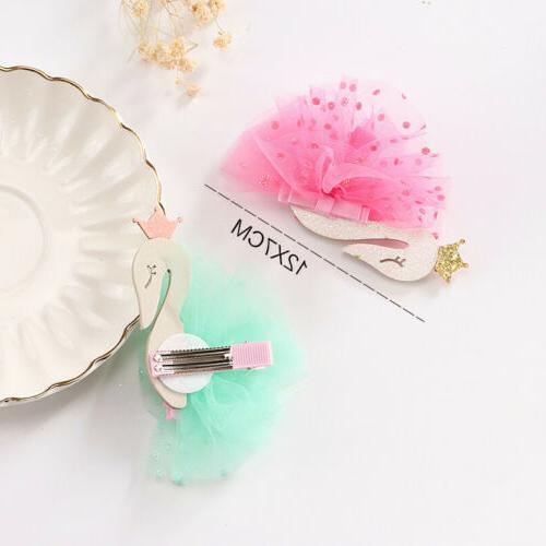 1PC Hair Clip Princess Crown Barrette Hair