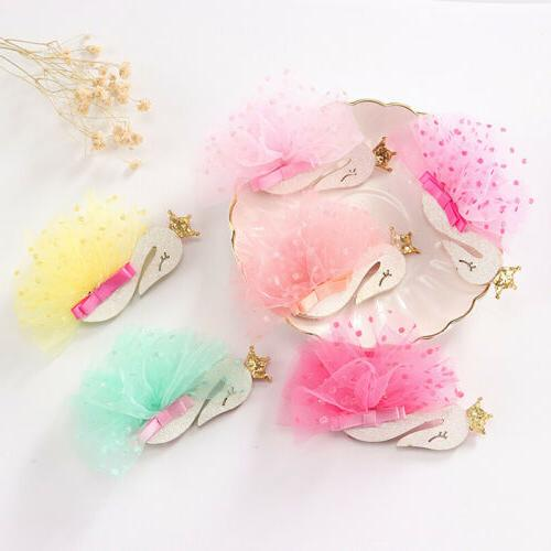 1PC Clip Princess Crown Headwear Barrette