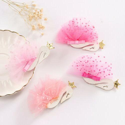 1PC Princess Barrette Hair Accessories Girl