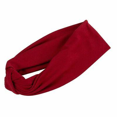 Juvale Knotted Turban Women &