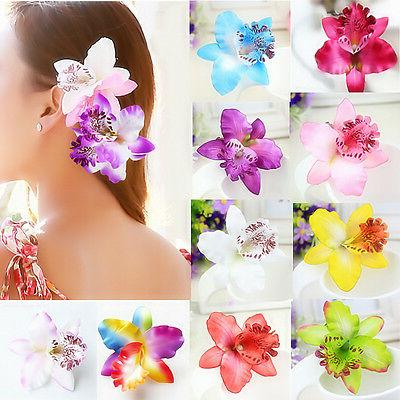 2 pcs lady flower hairband bridal bohemia