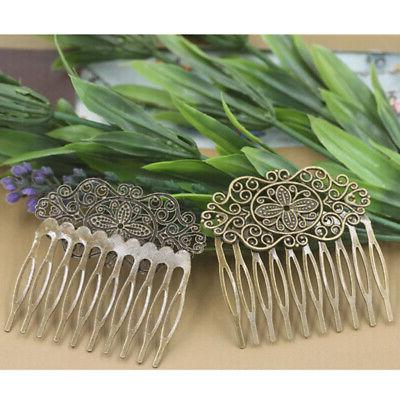 20 Comb Making Hair Accessories
