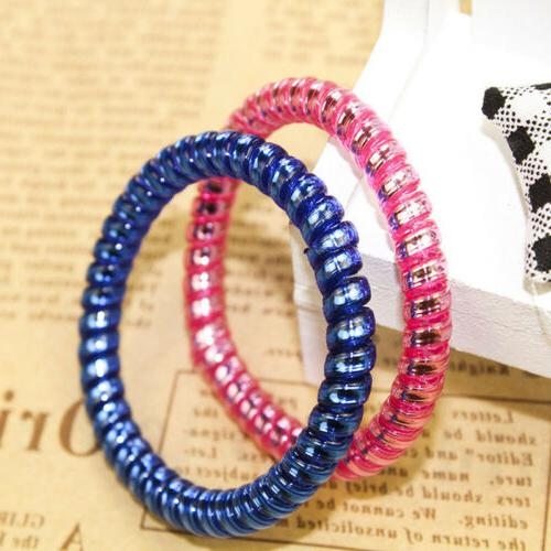 20 Cord Head Ring Band Hair Accessories