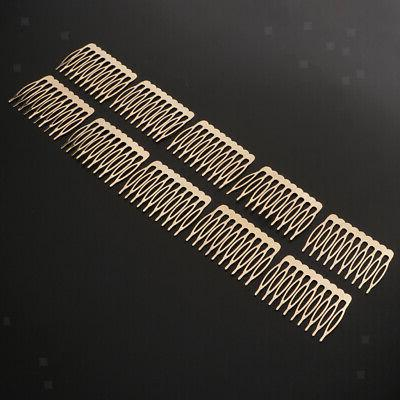 20pcs Side Combs Jewelry Hair
