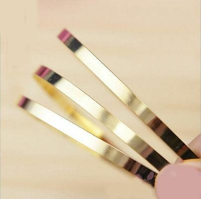 2pcs 5mm blank headbands metal hair band