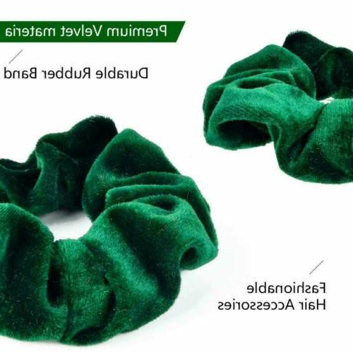 20Pack Girl Scrunchies Bands