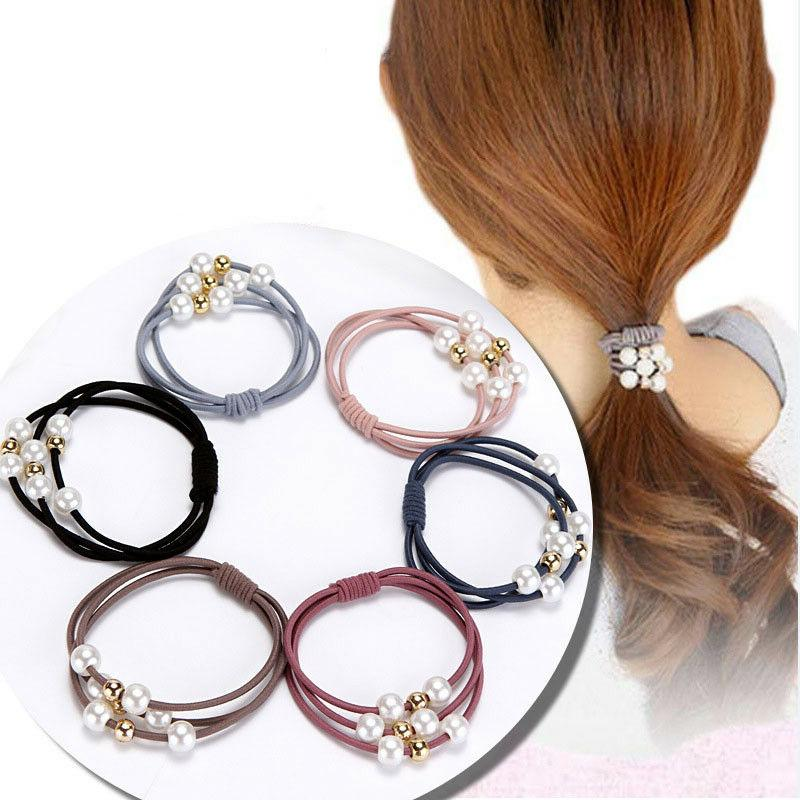 Hair Ring Ponytail Accessories