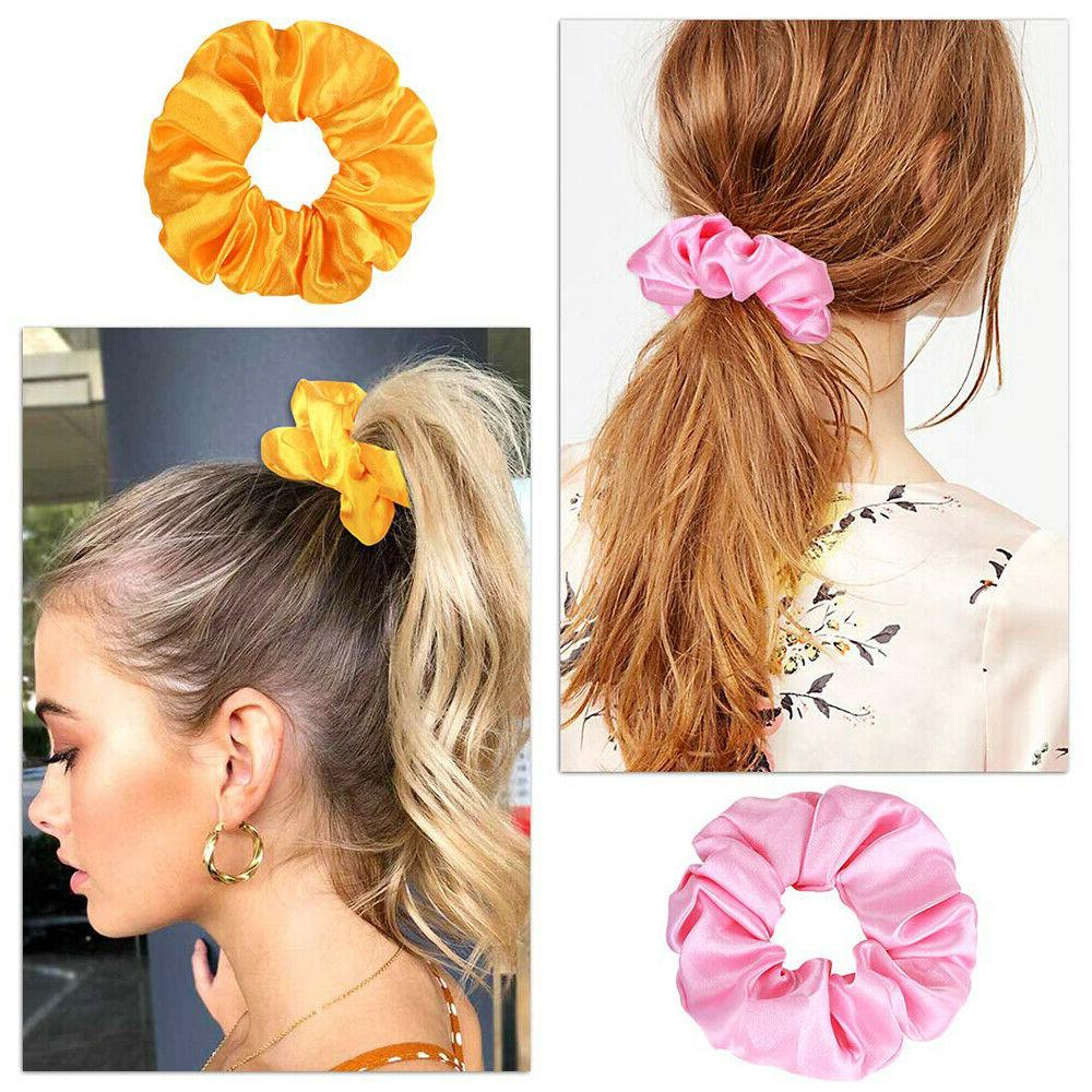 80 Hair Hair Bobbles Bands Ponytail Gift