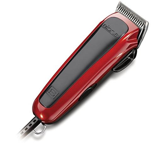 Andis Easy Cut Haircutting Kit, Red/Black