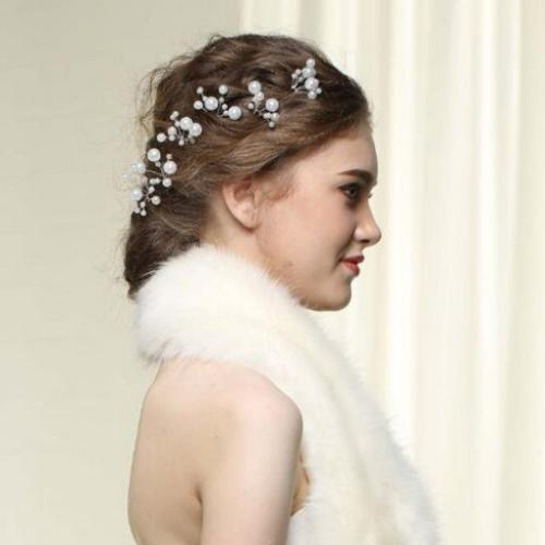 A&c Accessories for Bridal Pins Clips Girl.