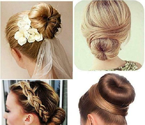 Bun Shapers Hair Donut Bun Maker Twist