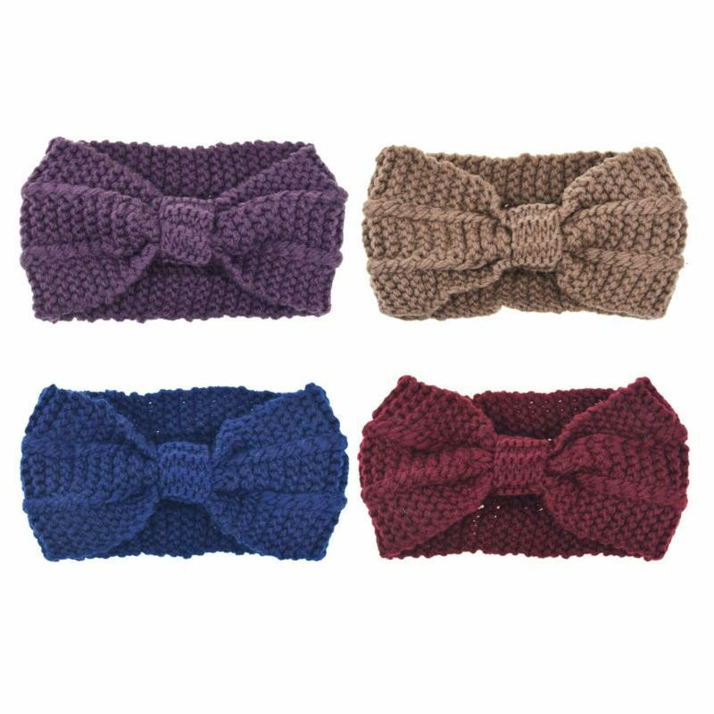 DRESHOW for Crocheted Headwrap
