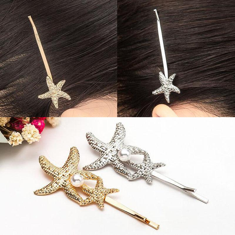 Fashion Geometry Clip Hair Accessories