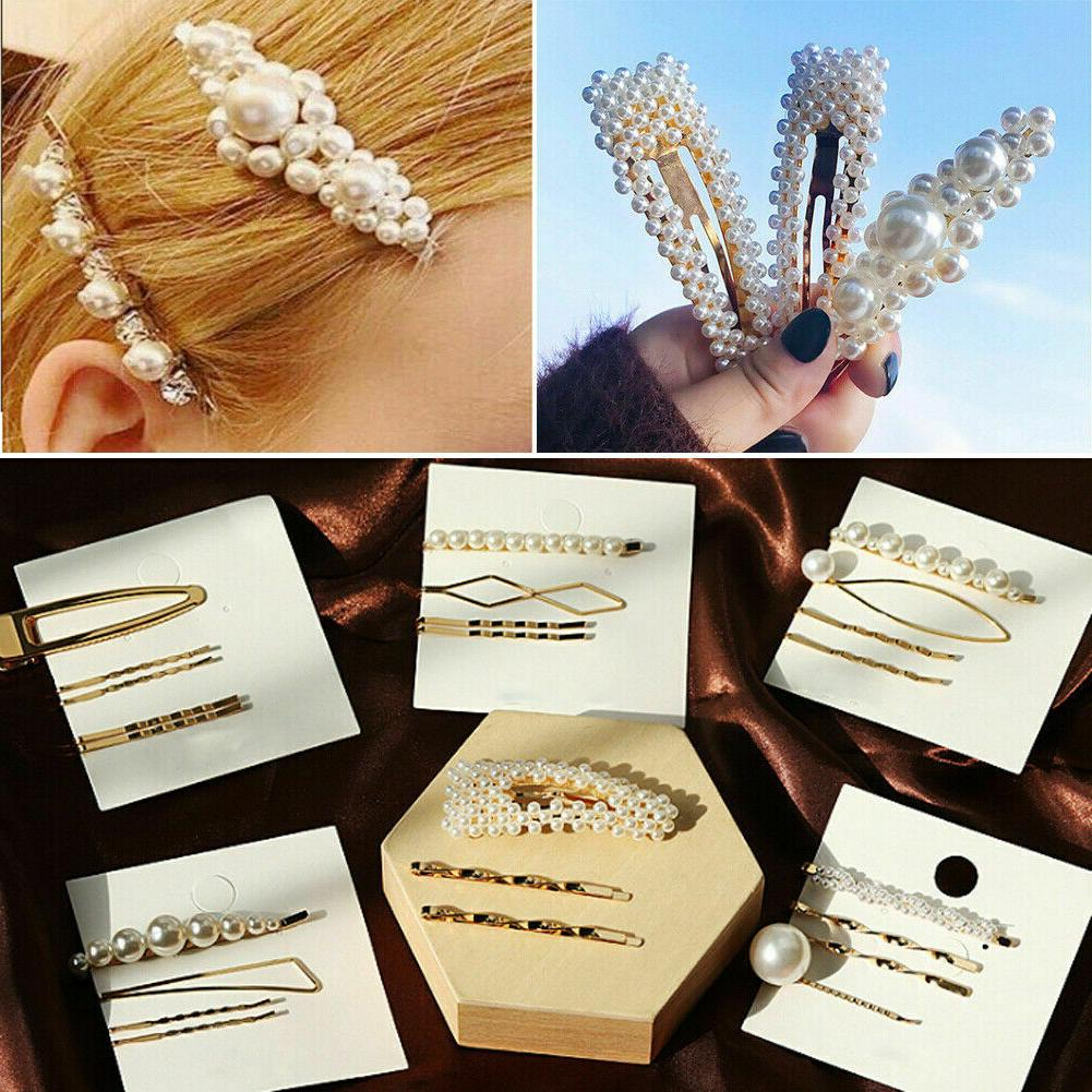 Fashion Silver Geometry Triangle Clip Hair Accessories