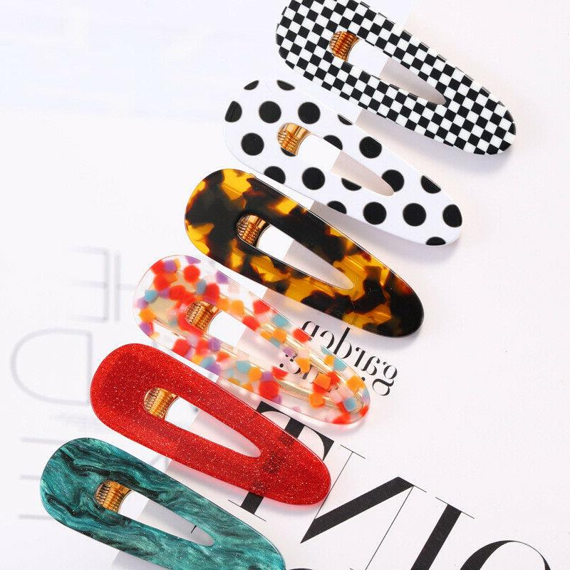Fashion Clips Barrette Hairpin Pins Hair Accessories