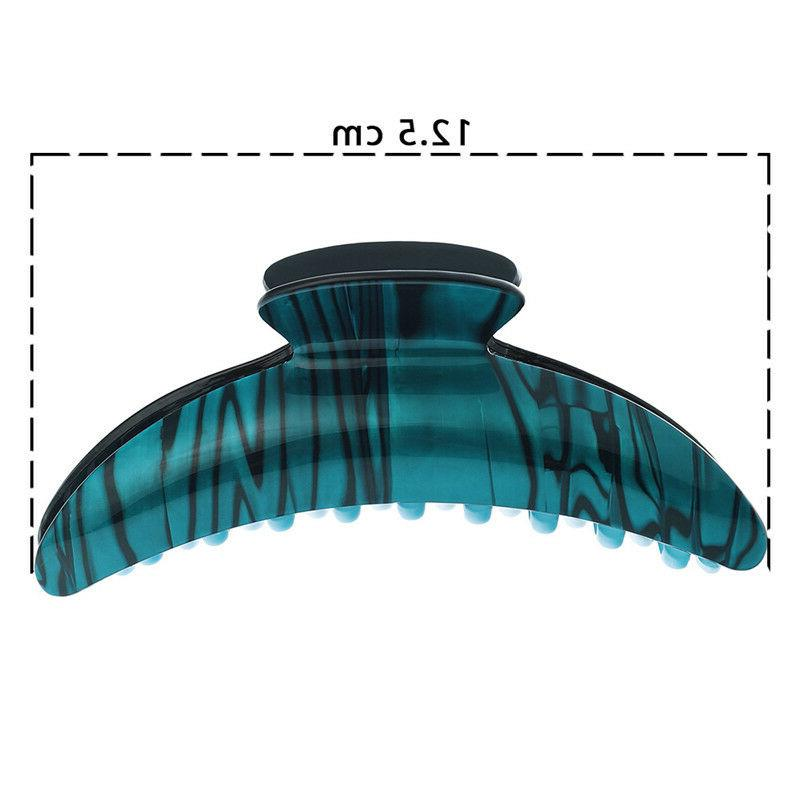 Fashion Large Hair Claw Shower Accessories