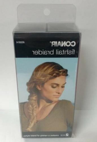 fishtail braider 2 pieces 55914