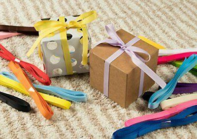 Grosgrain - 20-Count Fabric Ribbon Wrapping, Hair Accessories#49
