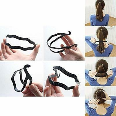 Hair Bun Shapers Styling Set, Pack Maker Design Tools Accessories