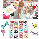 JOJO SIWA INSPIRED 20PCS/40PCS LOT SMALL MULTI COLOR GIRLS W