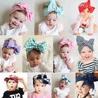 Kids Girl Baby Toddler Bow Headband Hair Band Accessories He